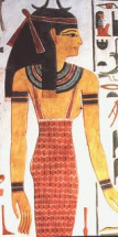 Egyptian fashion