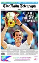 Murray front page
