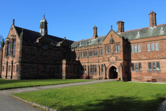 Gladstone's library building