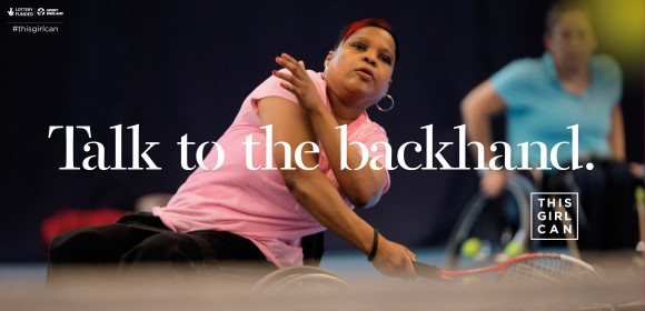 Talk to the backhand - Tennis